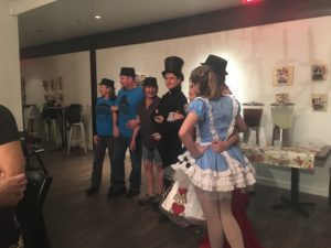 Hatter Madigan and the Wonderland Ballerinas
